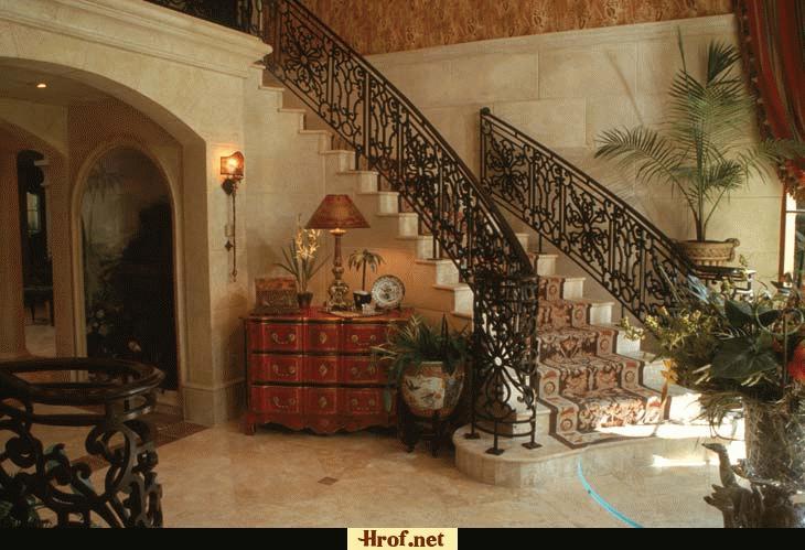 ديكورات الدرج