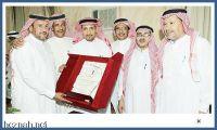 تكريم الاستاذ صالح محمد جلمود من قبل الثقافة والاعلام بعد خدمة دامت اكثر 37 سنة