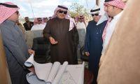 أمير الباحة يتفقد سير العمل في جهات حكومية ببلجرشي